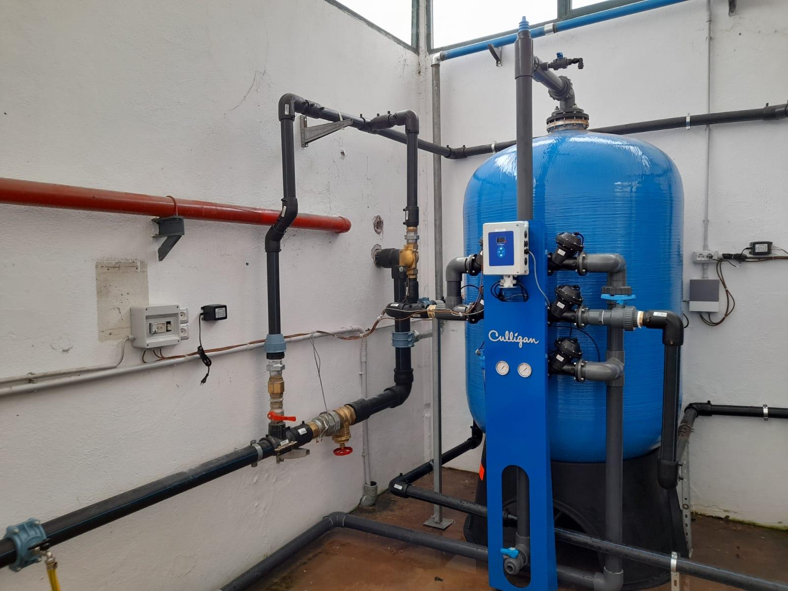 Depurazione acque da Arsenico